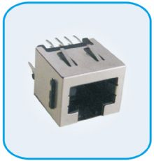 HL5204 RJ45 JACK 8P8C SHIELDED