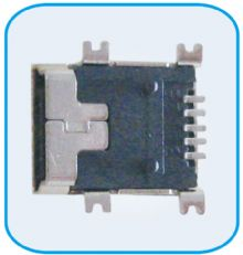HLUSB004 MINI USB 5F SMT